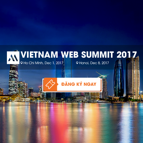 Vietnam Web Summit 2017