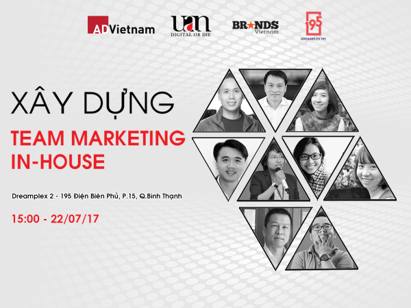 Xây Dựng Team Marketing In-house