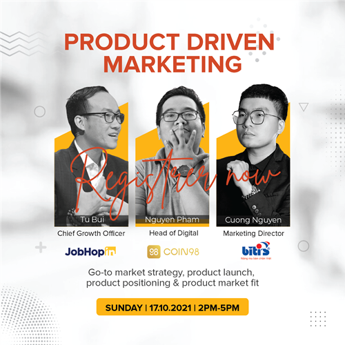 Product-driven Marketing