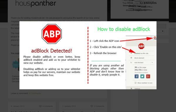 adblock-detection